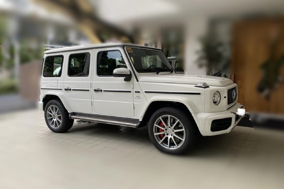 Brand new 2021 Mercedes Benz G63 AMG V8 Biturbo