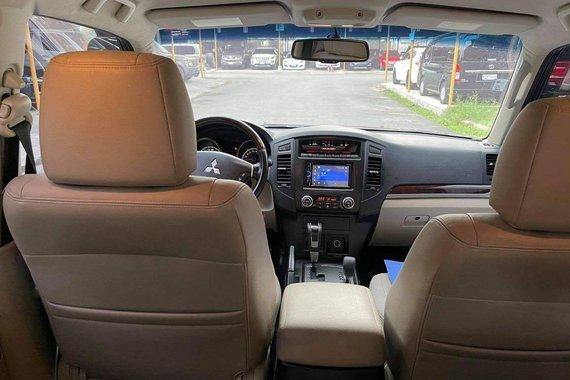 Brown Mitsubishi Pajero 2012 for sale in Cainta