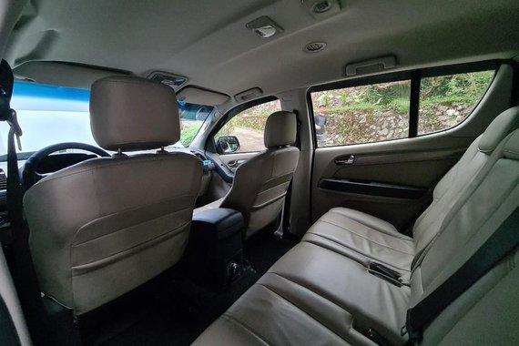 Selling White Chevrolet Trailblazer 2013 in Baguio