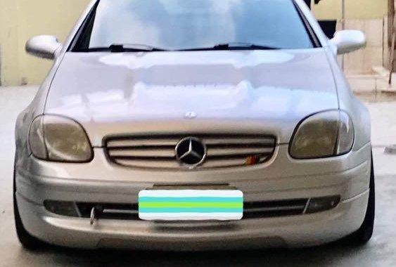 Brightsilver Mercedes-Benz 230 1996 for sale in Manila
