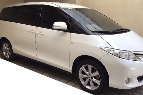 2010 Toyota Previa 2.4L Full Automatic
