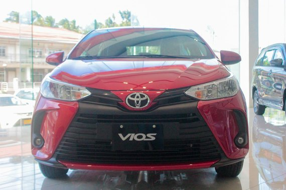 Level Up Your Drive with Vios XLE Cvt