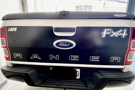 FORD RANGER FX4 A/T 4x2 2.2L (2017)
