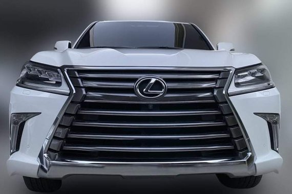 Used 2017 Lexus Lx570 Gasoline
