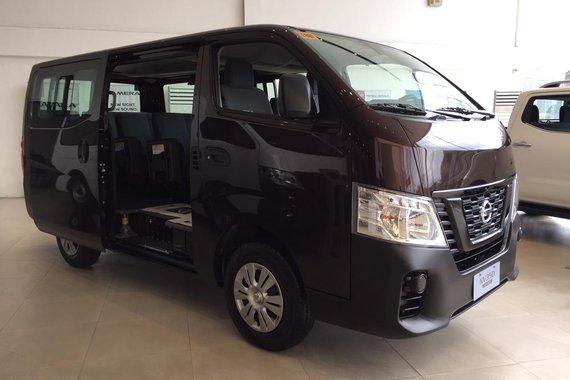 2021 Nissan Urvan NV350 15 Seater - Low Downpayment