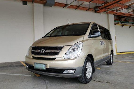2009 Hyundai Grand Starex Gold AT