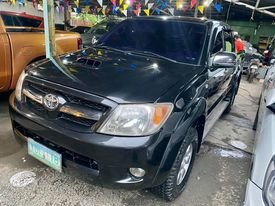 2006 Toyota Hilux G SR Limited Edition M/T 4x4