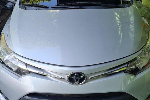 Toyota Vios E 2016 Model