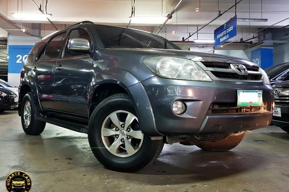 2006 Toyota Fortuner 2.7L 4X2 G VVT-i AT - 7-seater