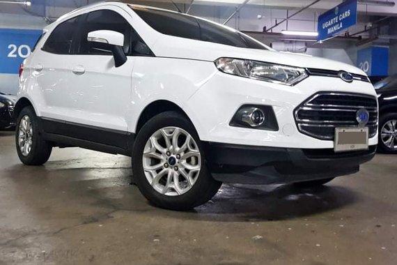 2016 Ford Ecosport 1.5 Titanium AT