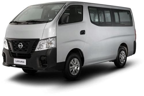 2021 Nissan Urvan Nv350