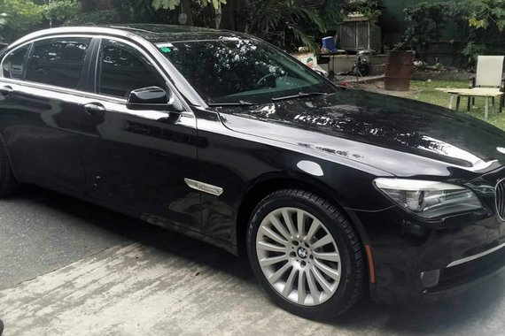 Used 2012 Bmw 750Li Bulletproof Armored LevelB6