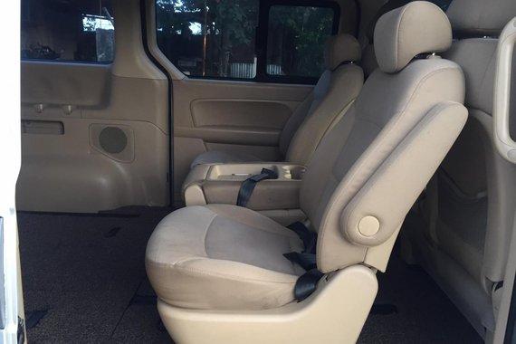 Hyundai Starex VGT