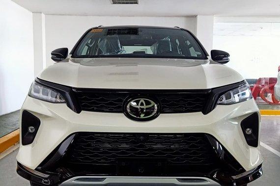 2021 Toyota Fortuner 4X2 LTD