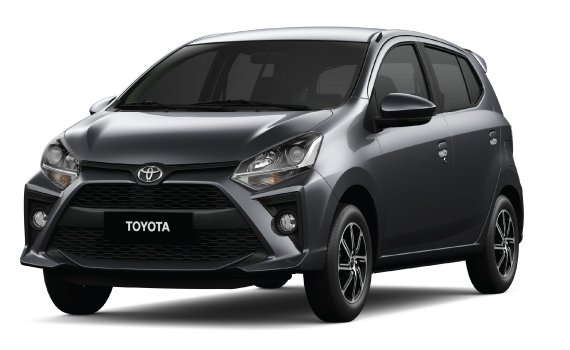 LOW DOWNPAYMENT & MONTHLY PROMO! BRAND NEW TOYOTA MC WIGO 1.0G AT