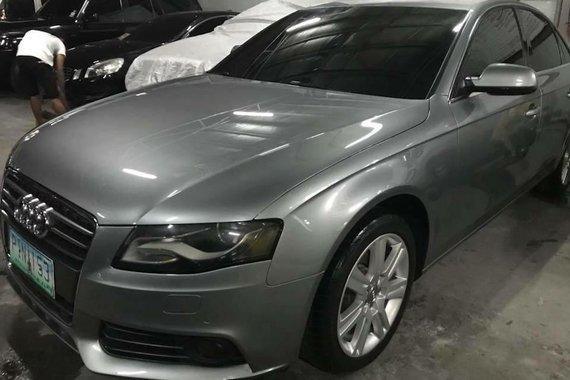2011 AUDI A4 2.0 TDI