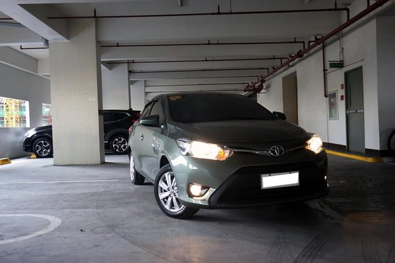 Toyota Vios 2016 E A/T - Not 2017 Good as new Casa Maintained for Sale in Baliuag Bulacan Manila