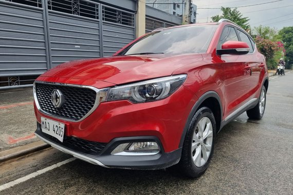 Lockdown Sale! 2019 MG ZS 1.5 Style Mini Suv Manual Red 28T Kms Only MAJ4205