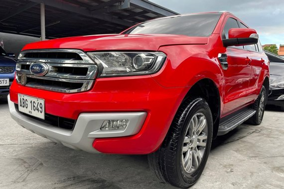 Ford Everest 2015 Trend Automatic