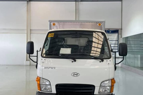 2020 HYUNDAI HD36L ( 2.5L Dsl 4-Wheeler Closed Van ) - ZERO DOWNPAYMENT PROMO ALL-IN