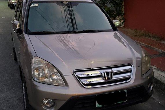 2006 Honda CRV 2.4 iVTEC