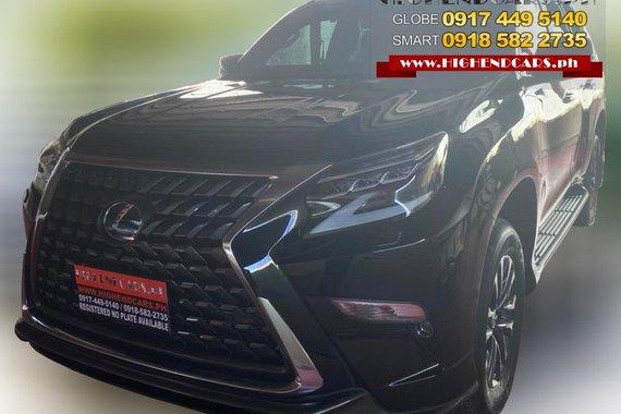 2021 LEXUS GX460 BULLETPROOF INKAS ARMOR