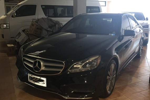 2014 Mercedes Benz E350. Low Mileage! Great Condition! Casa Maintained!