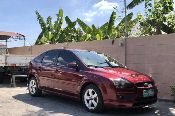 2007 Ford Focus 2.0 Top of the Line A/T