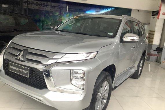 Brandnew Mitsubishi Montero Sport Summer Promo Updated