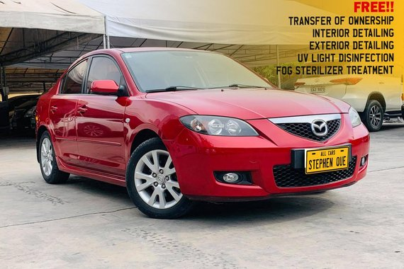 2nd hand 2010 Mazda 3 Sedan in good condition