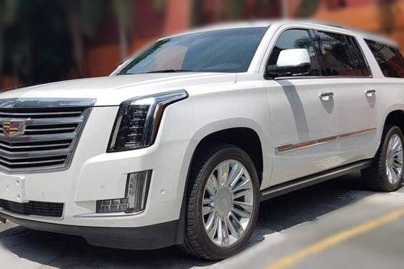 Brand new 2020 Cadillac Escalade Esv Platinum LWB