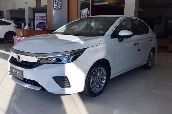 2021 Honda City 1.5 S CVT for sale at low downpayment