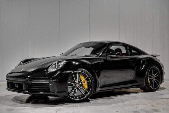 Brand new 2021 Porsche 992 Turbo S
