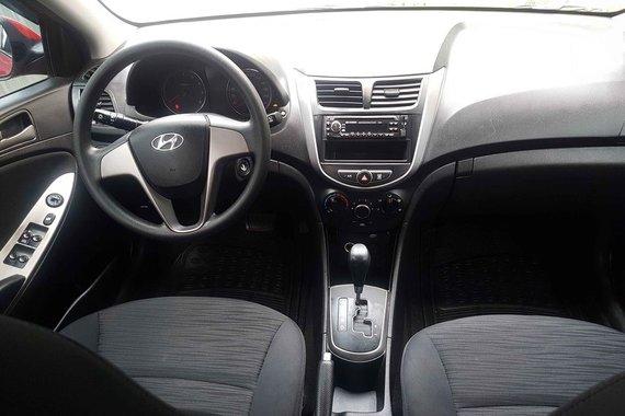 2016 Hyundai Accent 1.4 GL Automatic
