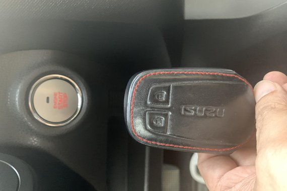 2017 Isuzu Mu-X 4x2 LS-A AT  for Sale