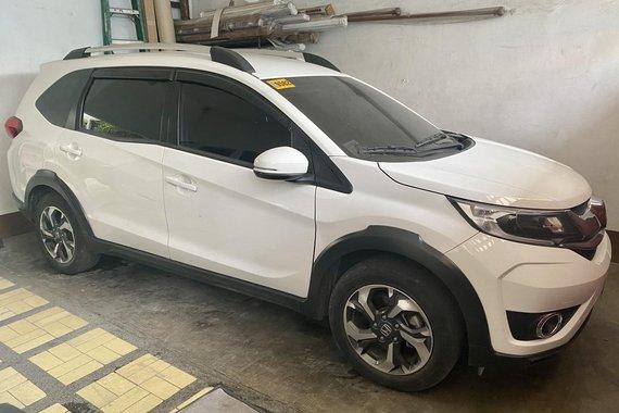 Selling White 2017 Honda BR-V SUV / Crossover affordable price