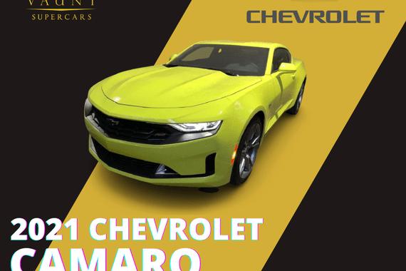 (BRAND NEW) 2021 CHEVROLET CAMARO RS