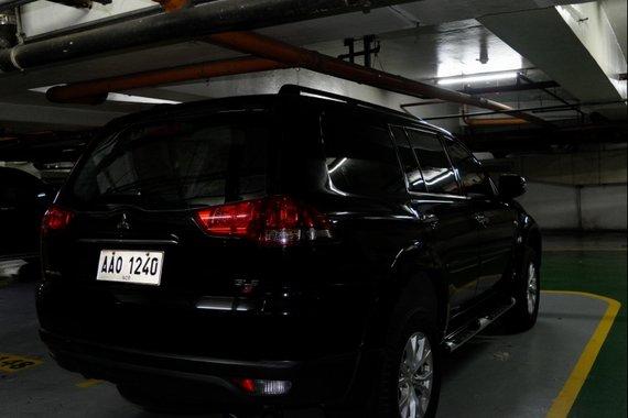 2014 Mitsubishi Montero Sport GLS V 2.5D 2WD AT
