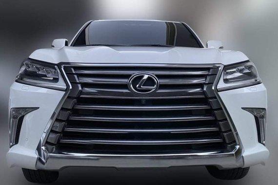 Used 2017 Lexus LX570