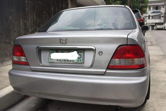 Honda City 2001