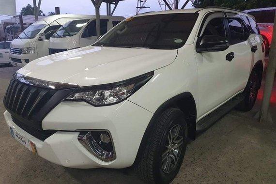 Toyota Fortuner 2019 G