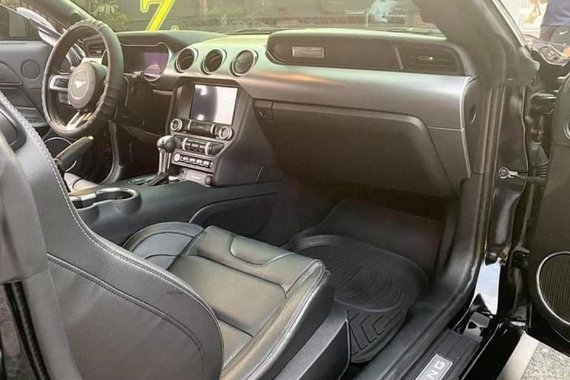 Selling Black Ford Mustang 2019 in Pasig