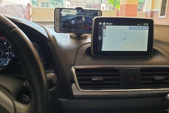 Grey Mazda 3 2014 for sale in San Pedro