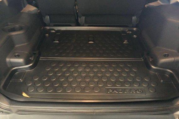 Silver Mitsubishi Pajero 2016 for sale in Manila