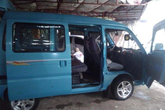 Selling used 2013 Suzuki Multicab Minivan Manual
