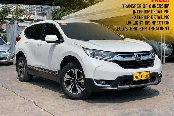 HOT!! Selling second hand 2018 Honda CR-V 7 SEATER by verified seller