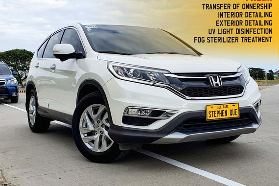 Pre-owned 2016 Honda CR-V  for sale in good condition