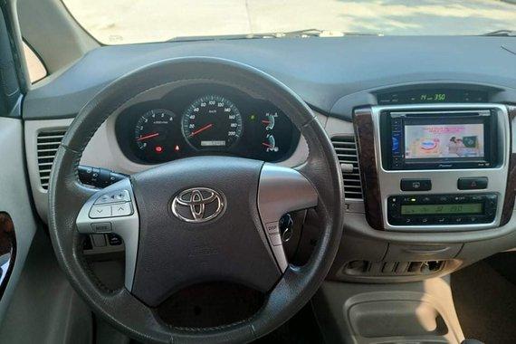 Toyota Innova G 2013 Automatic Diesel