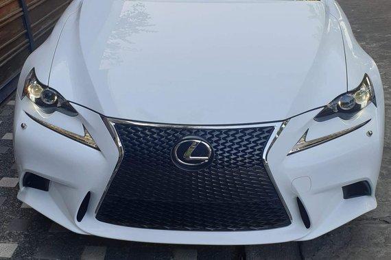 Used 2015 Lexus IS 350 F Sports