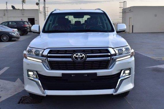 Brand new 2021 Toyota Land Cruiser VX GT Dubai specs
